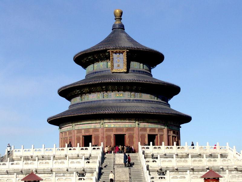CHINA & TIBET  Un tur la mare inaltime 16 zile