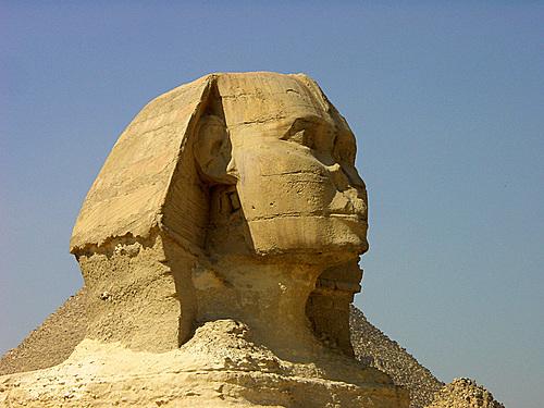 Enigmele Egiptului – Marea Piramida si Sfinxul