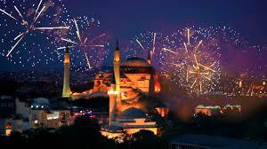 ISTANBUL  De anul nou, pe malurile Bosforului, intre doua contin