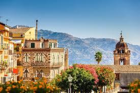 SICILIA  Un muzeu in aer liber