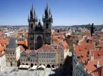 Cehia – Germania – Benelux, Marele Tur