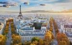 PARIS  8 Martie in orasul iubirii