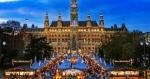 Piata de Craciun Budapesta - Viena