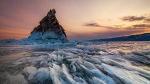 RUSIA  Baikal - Taramul Inghetat!