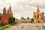 RUSIA  Vacanta de 1 Mai