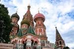 RUSIA - MOSCOVA SI SANKT PETERSBURG