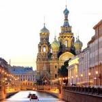 SANKT PETERSBURG  Orasul lui Petru cel Mare