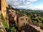 TOSCANA  Florenta si Val D'Orcia